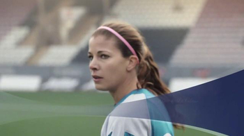 Always Infinity TV Spot, 'Because I'm a Woman' Featuring Stephanie Labbe - Thumbnail 8