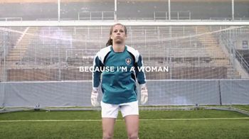 Always Infinity TV Spot, 'Because I'm a Woman' Featuring Stephanie Labbe