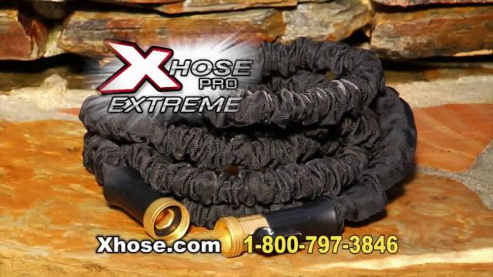 XHOSE Pro Extreme TV Commercial, 'Expands and Contracts'