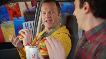 Sonic Drive-In Ultimate Chicken Club TV Spot, 'Has It All' - 6740 commercial airings