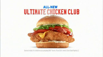 Sonic Drive-In Ultimate Chicken Club TV Spot, 'Has It All' - Thumbnail 9