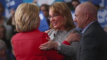 Hillary for America TV Spot, 'Gabby' - 2 commercial airings