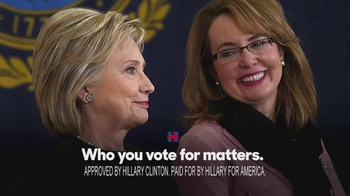 Hillary for America TV Spot, 'Gabby' - Thumbnail 7