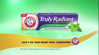 Arm and Hammer Truly Radiant Clean & Fresh TV Spot, 'Waterfall' - Thumbnail 6