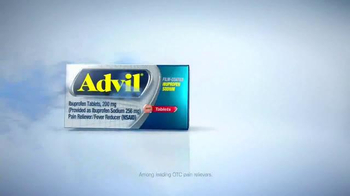 Advil Film-Coated TV Spot, 'Fact: Fast Relief' - Thumbnail 7