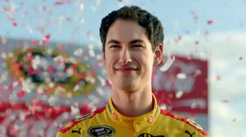 Coca-Cola TV Spot, 'Winner's Circle' Featuring Joey Logano - Thumbnail 3