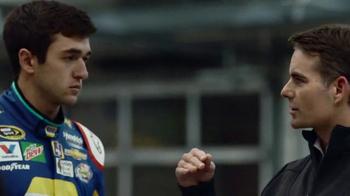 NAPA Auto Parts TV Spot, 'Team 24' Featuring Chase Elliott and Jeff Gordon - Thumbnail 8