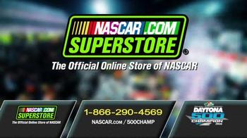 NASCAR.com Superstore TV Spot, '500 Champ' - Thumbnail 7