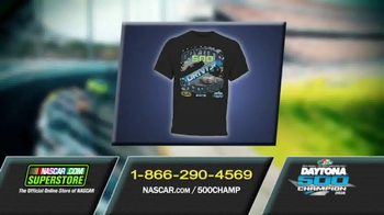 NASCAR.com Superstore TV Spot, '500 Champ' - Thumbnail 2