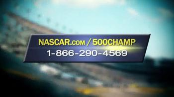 NASCAR.com Superstore TV Spot, '500 Champ' - Thumbnail 3