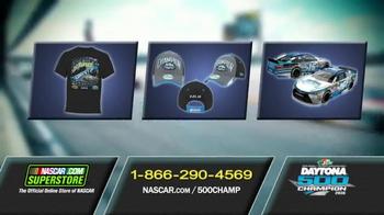 NASCAR.com Superstore TV Spot, '500 Champ' - Thumbnail 4