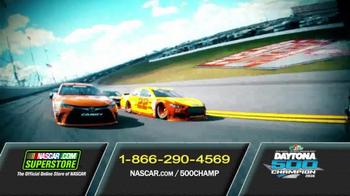 NASCAR.com Superstore TV Spot, '500 Champ' - Thumbnail 5
