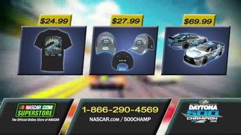 NASCAR.com Superstore TV Spot, '500 Champ' - Thumbnail 6