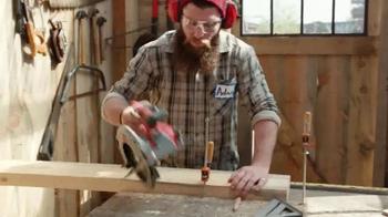 2016 Chevrolet Silverado TV Spot, 'Saws: Best Tool for the Job' - Thumbnail 4