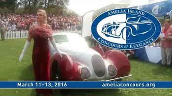 Amelia Island TV Spot, '21st Annual Concours d' Elegance' - Thumbnail 2