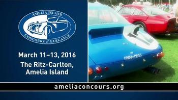 Amelia Island TV Spot, '21st Annual Concours d' Elegance' - Thumbnail 7