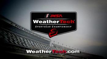 WeatherTech TV Spot, 'Take Off: SportsCar Championship' - Thumbnail 8