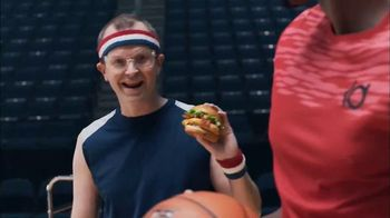Sonic Drive-In Ultimate Chicken Club TV Spot, 'Fundamentals: Kevin Durant - 561 commercial airings