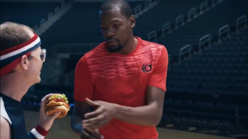 Sonic Drive-In Ultimate Chicken Club TV Spot, 'Fundamentals: Kevin Durant - Thumbnail 6