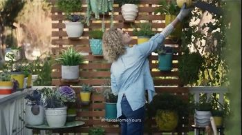HomeGoods TV Spot, 'Home Is What You Make It' Song by Dan Croll