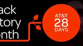 AT&T 28 Days TV Spot, 'Inspire the Next Generation' - Thumbnail 2