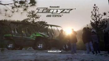 2016 Kawasaki Teryx and Teryx4 TV Spot, 'Chasing Daylight' - Thumbnail 9