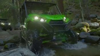 2016 Kawasaki Teryx and Teryx4 TV Spot, 'Chasing Daylight' - Thumbnail 4