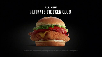 Sonic Drive-In Ultimate Chicken Club TV Spot, 'I Can' Feat. Kevin Durant - Thumbnail 8