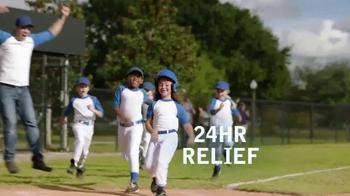 Nasacort Allergy 24HR TV Spot, 'Baseball Game' - Thumbnail 9