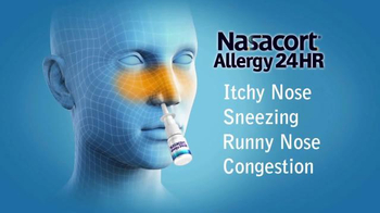 Nasacort Allergy 24HR TV Spot, 'Baseball Game' - Thumbnail 5