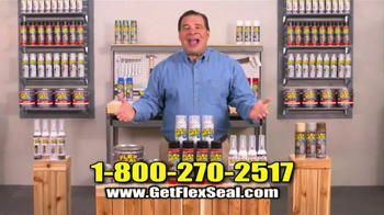 Flex Seal TV Spot, 'Product Family' - Thumbnail 8