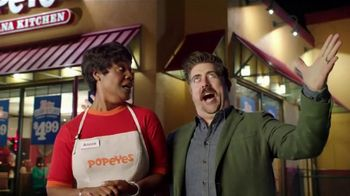Popeyes Cajun Surf & Turf TV Spot, 'Professional Loud Talker' - 1534 commercial airings