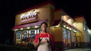 Popeyes Cajun Surf & Turf TV Spot, 'Professional Loud Talker' - Thumbnail 1