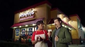 Popeyes Cajun Surf & Turf TV Spot, 'Professional Loud Talker' - Thumbnail 2