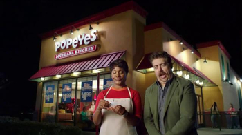 Popeyes Cajun Surf & Turf TV Spot, 'Professional Loud Talker' - Thumbnail 3