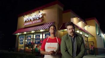 Popeyes Cajun Surf & Turf TV Spot, 'Professional Loud Talker' - Thumbnail 4