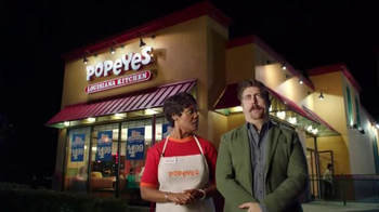 Popeyes Cajun Surf & Turf TV Spot, 'Professional Loud Talker' - Thumbnail 5