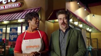Popeyes Cajun Surf & Turf TV Spot, 'Professional Loud Talker' - Thumbnail 8