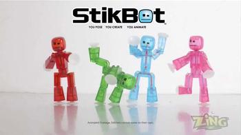 StikBot Studio Pro TV Spot, 'Magic of Green Screen' - Thumbnail 1
