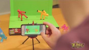 StikBot Studio Pro TV Spot, 'Magic of Green Screen' - Thumbnail 8