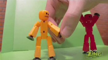 StikBot Studio Pro TV Spot, 'Magic of Green Screen' - Thumbnail 4