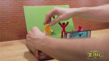 StikBot Studio Pro TV Spot, 'Magic of Green Screen'