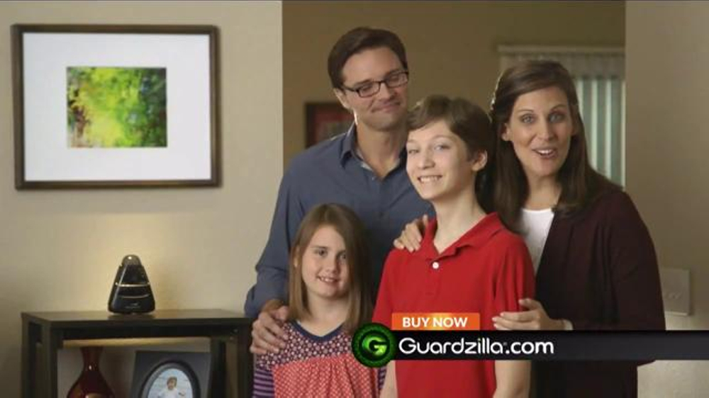 Guardzilla TV Commercial, 'Do You Know?'