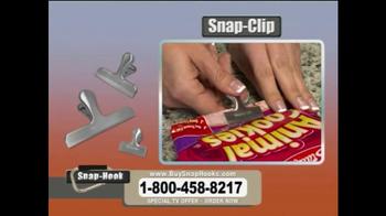Snap-Hook TV Spot, 'Endless Uses' - Thumbnail 8