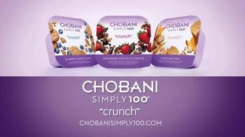 Chobani Simply 100 Crunch TV Spot, 'WE TV' - Thumbnail 8