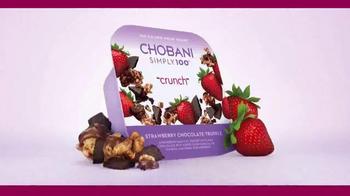 Chobani Simply 100 Crunch TV Spot, 'WE TV' - Thumbnail 2
