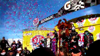 Martinsville Speedway TV Spot, 'It's Time for the STP 500' - Thumbnail 4