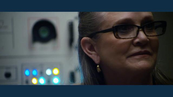 IBM TV Spot, 'Coping With Humans: Support Group for Bots' Ft. Carrie Fisher - Thumbnail 2