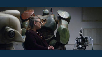 IBM TV Spot, 'Coping With Humans: Support Group for Bots' Ft. Carrie Fisher - Thumbnail 3