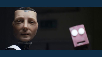 IBM TV Spot, 'Coping With Humans: Support Group for Bots' Ft. Carrie Fisher - Thumbnail 7